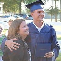 graduates of Shepherd's Hill Academy
