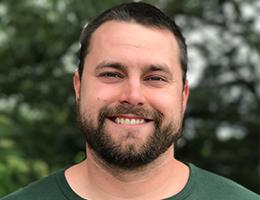 Tyler Taylor Next Step Program Manager