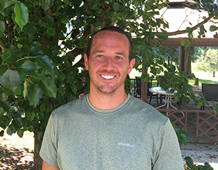 Josh Temple Residential Coordinator